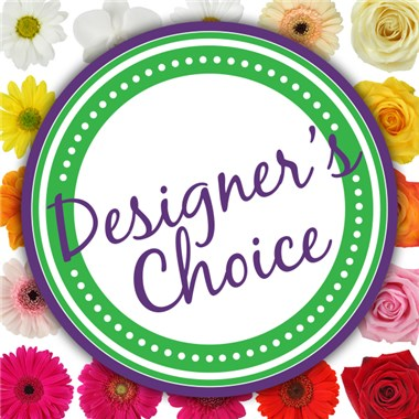Designer's Choice for flowers and gifts